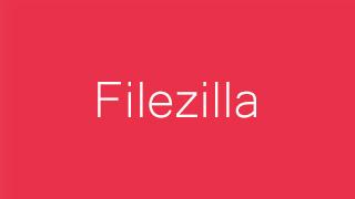 FTP新手教学:FTP软件FileZilla的使用方法_themebetter