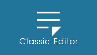 WordPress 5.0版本后 关闭默认编辑器 恢复经典编辑器的方法_themebetter